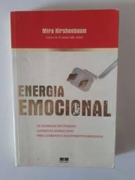 Livro: Energia emocional (usado / em bom estado)