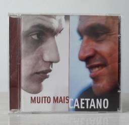 CD Caetano Veloso - Muito Mais Caetano