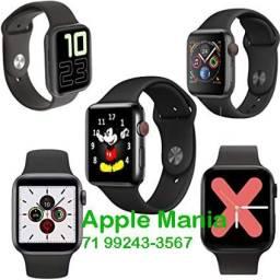 SmartWatch-Relógio TOP de Linha-Oxímetro-Ligações-Zap e Muito Mais*Troca Pulseira