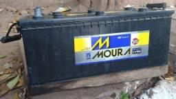 Bateria de Caminhão Moura 150AMp