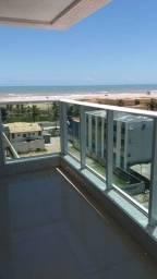 Apartamento mobiliado no Residencial Costa do Atlântico, vista para o mar, na Atalaia;