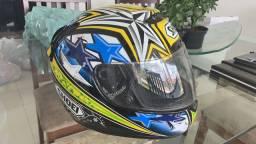 Capacete SHOEI MotoGP X Eleven Vermeulen