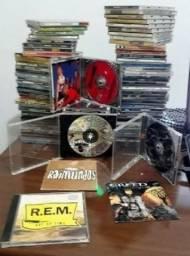 4 CDS originais de rock e pop rock por 120,00