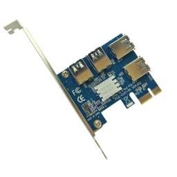 Multiplicador PCI-e Mineração