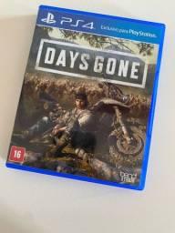 Jogo - DAYS GONE - PS4