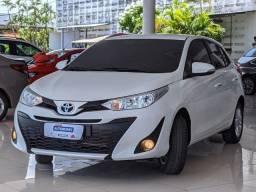 Toyota Yaris 1.3 XL Plus Tech Multidrive Branco! (Carro bastante conservado)