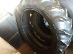 Pneus agricolas para tratores e implementos e pneus militares