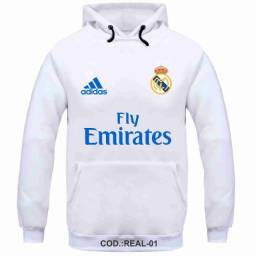 Moletom Real Madrid