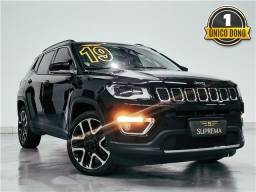 Jeep Compass 2019 2.0 16v flex limited automático