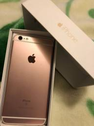 Iphone 6, 64 gb novo lacrado, acompanha capa e pericula