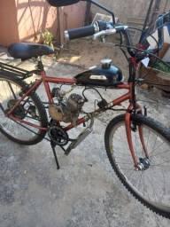 Título do anúncio: Bicicleta de motor