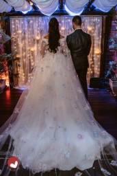Vestido de Noiva Exclusivo