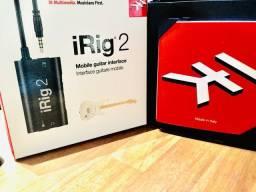 Título do anúncio: Irig 2 ik Multimedia - Original (Novo)