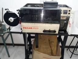 Conserto de Maquinas para fabricação de etiquetas confecção-Paxar Fasco