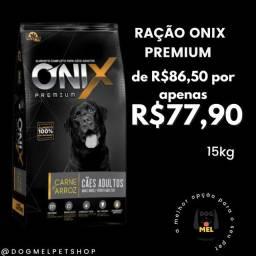 Ração Onix premium