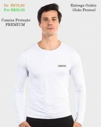 Camisa Proteção Premium Entrega Grátis