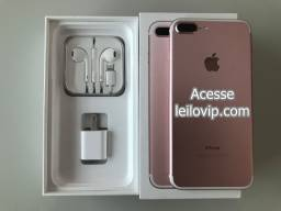 Iphone 7 Plus 128Gb Novo, Caixa Lacrada