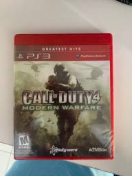 Call of Duty 4 - PS3