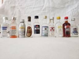 Vodka Miniaturas ( Lote C/ 10)