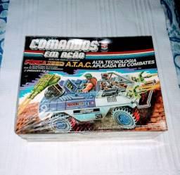 Título do anúncio: A.T.A.C. Comandos em Açao da Estrela