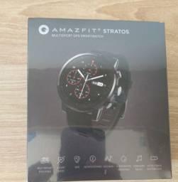 Relógio Smartwatch Amazfit Stratos Pace 2 A1619 GPS 4GB Memória + Películas