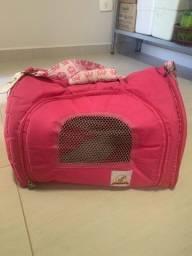Bolsa Transporte Cachorro/Gato
