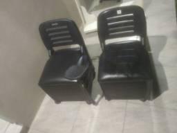 Cadeira manicure dompel