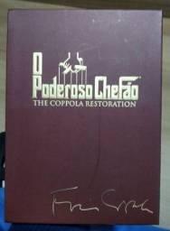 Triologia do filme O poderoso chefão - Box DVD