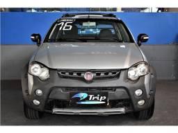 Fiat Strada 2016 1.8 mpi adventure ce 16v flex 2p manual