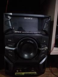 Som da Sony completo