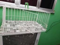 Título do anúncio: Vendo gaiola para porquinho  da Índia  tá novinha