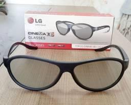 Título do anúncio: Óculos para TV 3D LG - Par