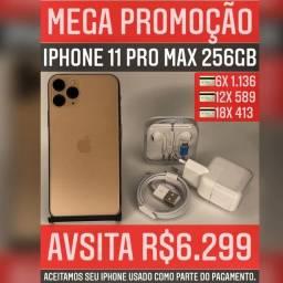 iPhone 11 Pro Max 256GB. PROMOÇÃO!!