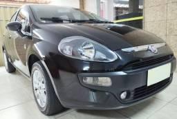 """Fiat Punto Attractive Italia 1.4 Flex  16/16 """"Top de linha"""""""
