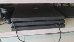 Playstation 4 Pro + 6 jogos