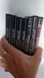 DVDS HARRY POTTER
