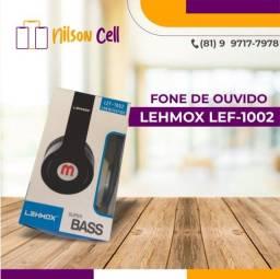 Fone de ouvido Lehmox LEF-1002