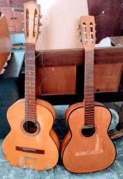 Dois violões para restaurar