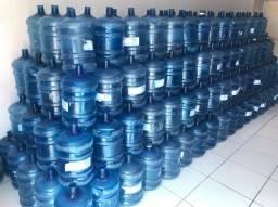 garrafão pet 20l - água mineral