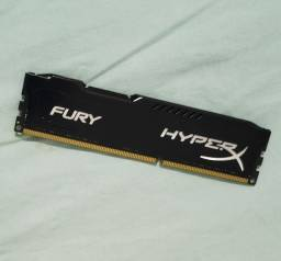 Memória HyperX 8 gb ddr3