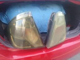 Lanterna traseira do fiesta Sedan