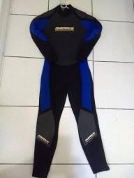 Roupa de mergulho 5mm