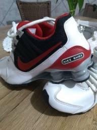 Tênis Nike chox original, estado de novo número 38