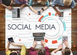 Título do anúncio: Social Média