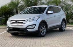 Hyundai Santa Fé 3.3 v6 gls aut 4wd financio