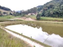 Título do anúncio: Terreno de 3 hectares com nascente platô e poço de peixe em Domingos Martins