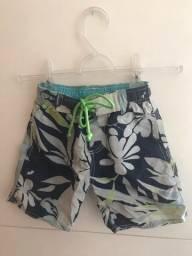 Título do anúncio: Bermudas tectel infantil Richards