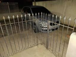 Grade mas portão