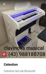 Órgão Rohnes novo celestion plus