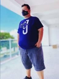 CAMISAS PLUS CIZE G1 AO G3 ORIGINAL MICHAEL JHONS